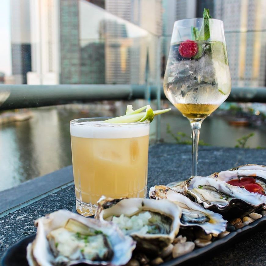 southbridge best rooftop bar singapore