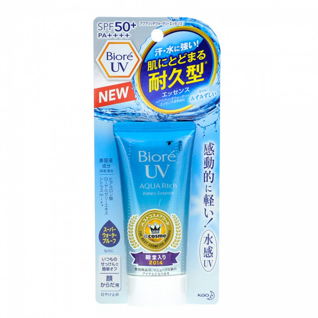 Biore UV Sunscreen