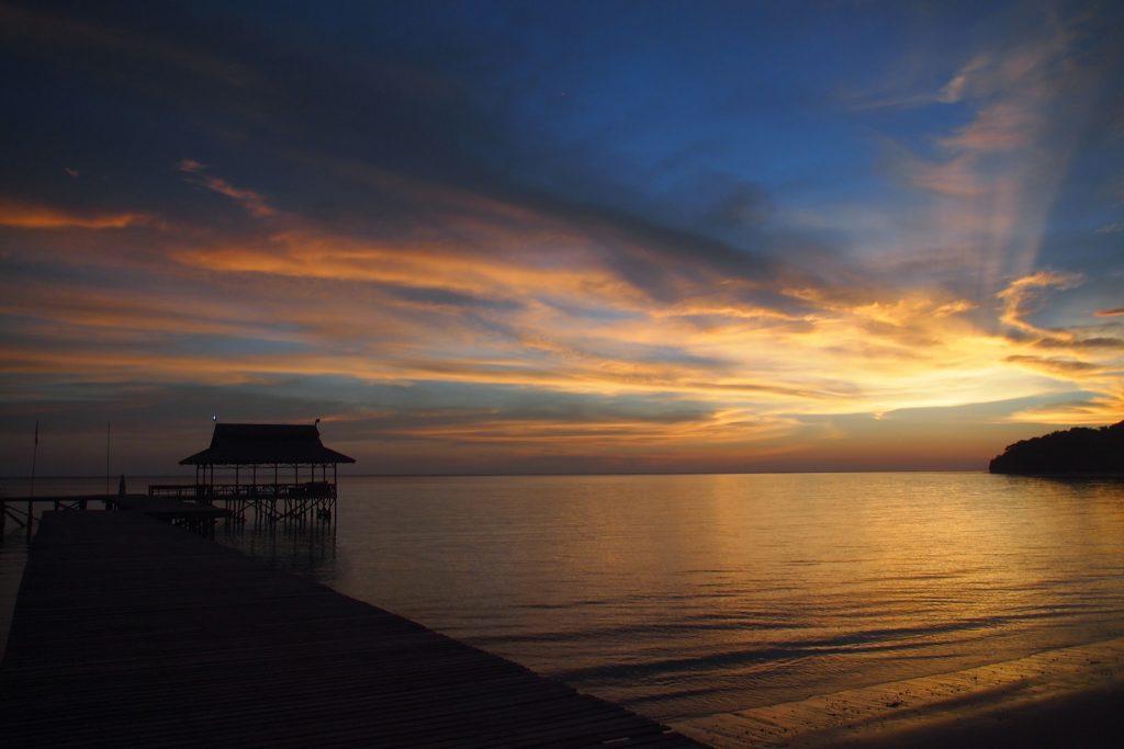 Tiga Island Malaysian Island