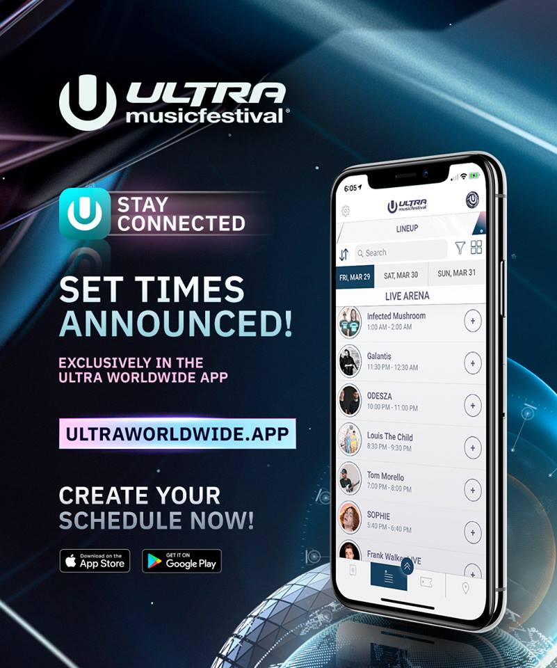 ultra singapore 2019 worldwide app