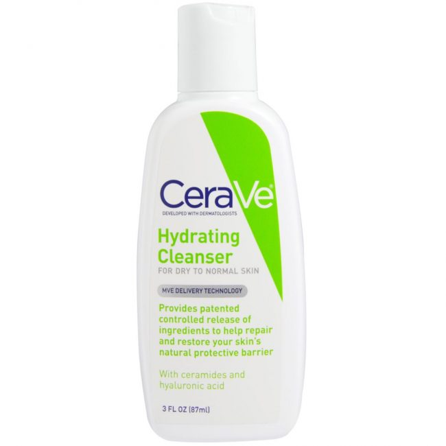 Hydrating Facial Cleanser For Dry Skin