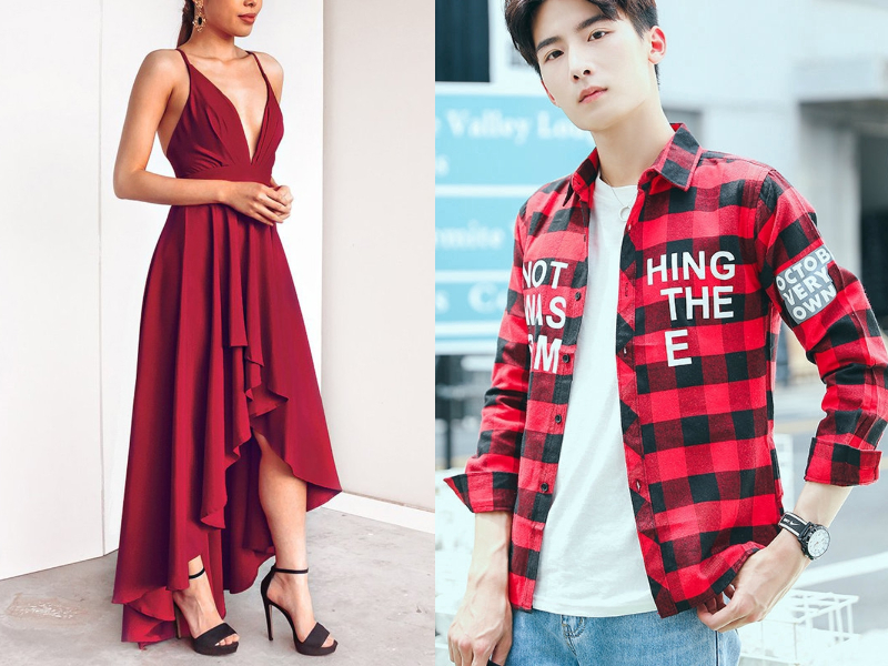 Singapore National Day: 11 Ways To Dress Fashionably In Red