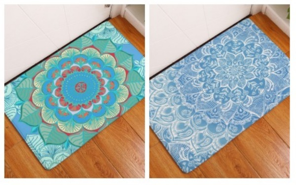 Room Decor Ideas Bohemian Doormat