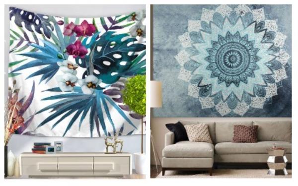 Room Decor Ideas Bohemian Tapestry