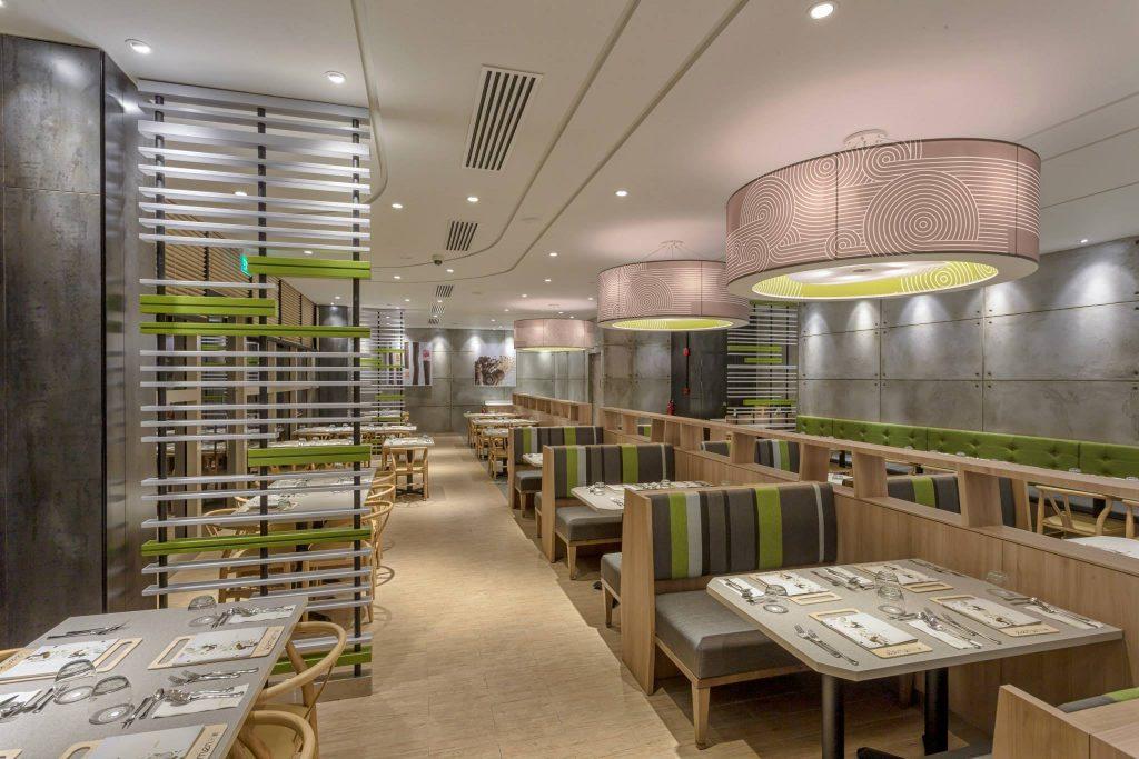 Elemen Vegetarian Restaurant