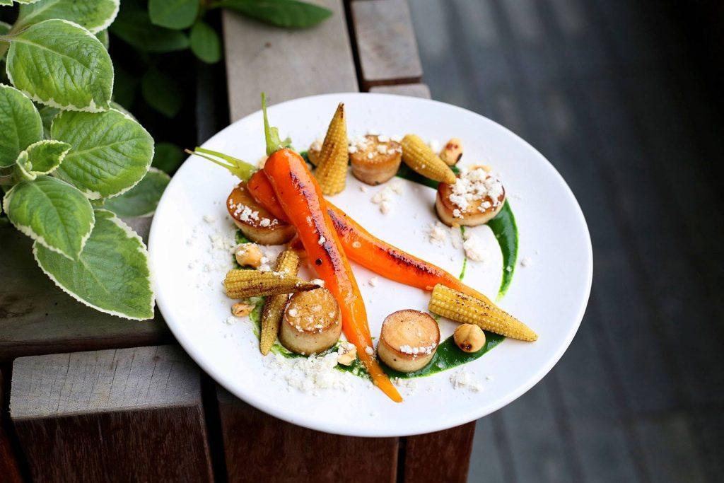 HRVST vegetarian restaurant