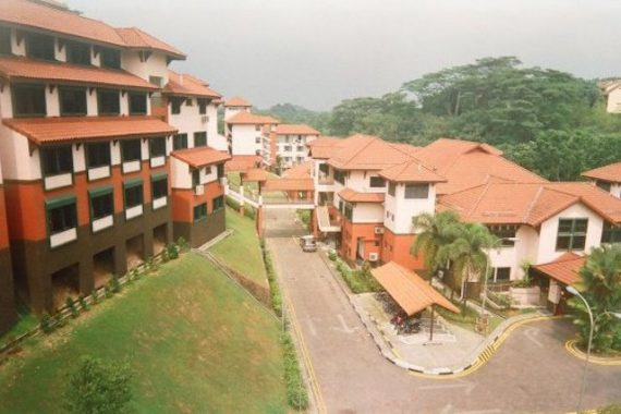 singapore university hall
