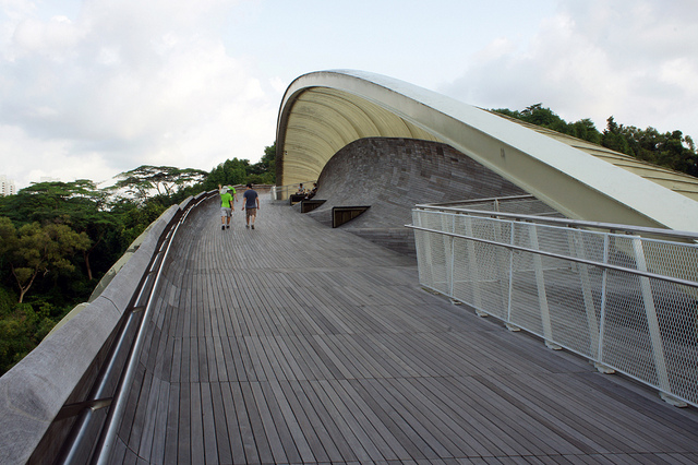 Hiking Trails Singapore Henderson Waves