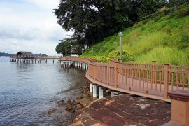 Hiking Trails Singapore Changi Boardwalk