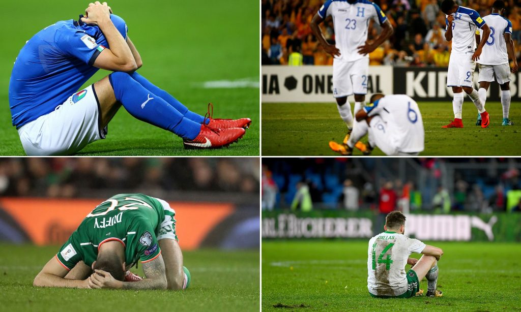 Italy Netherlands Defeat