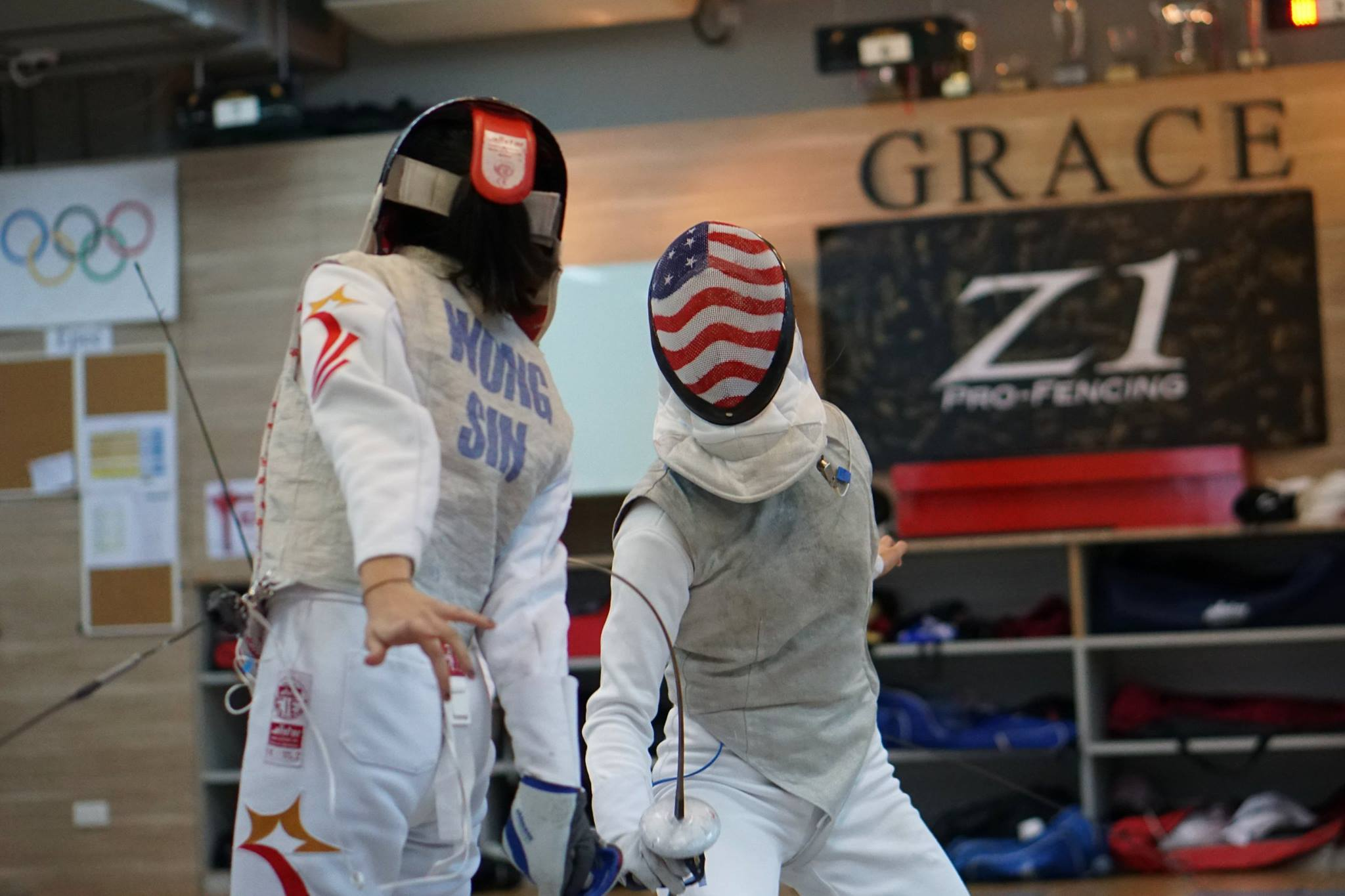 Life Skills Enrichment Class Fencing Kids in Singapore