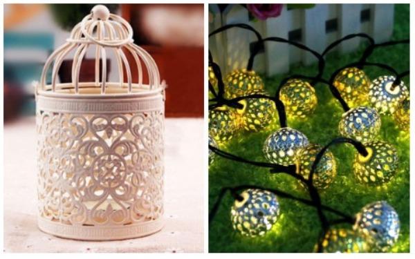 Room Decor Ideas Moroccan Light Decor