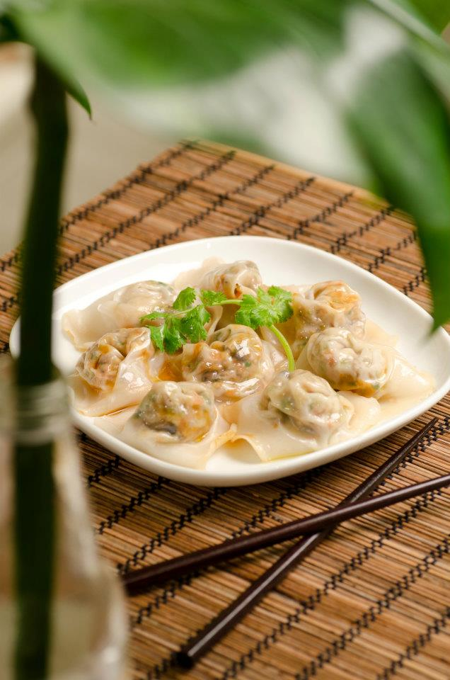 Homemade Dumplings Real Food Vegetarian Restaurant