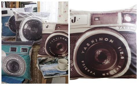 Room Decor Ideas Retro Throw Pillow