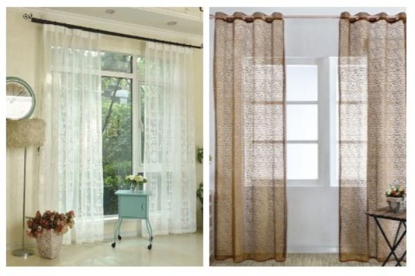 Room Decor Ideas Rustic Curtains