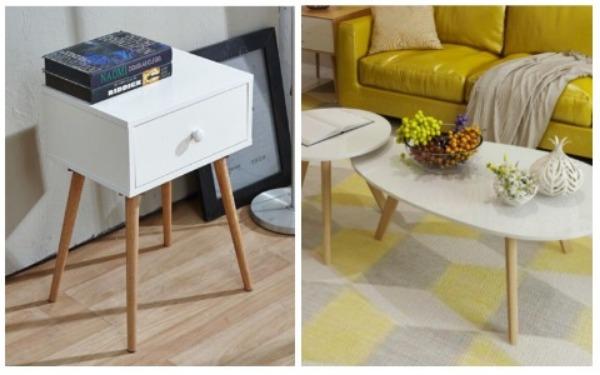 Room Decor Ideas Scandinavian Table