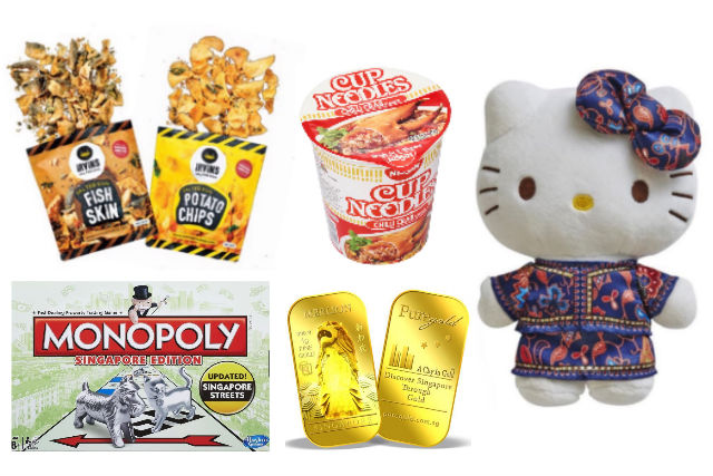 Singaporean Gifts