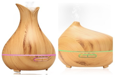 Room Decor Ideas Wooden Air Purifier