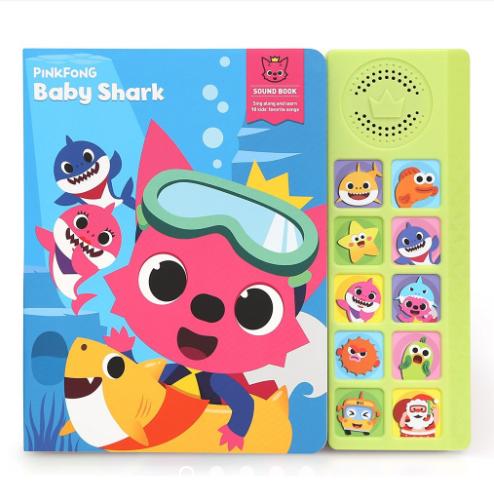 Pinkfong Baby Shark Kids' Books