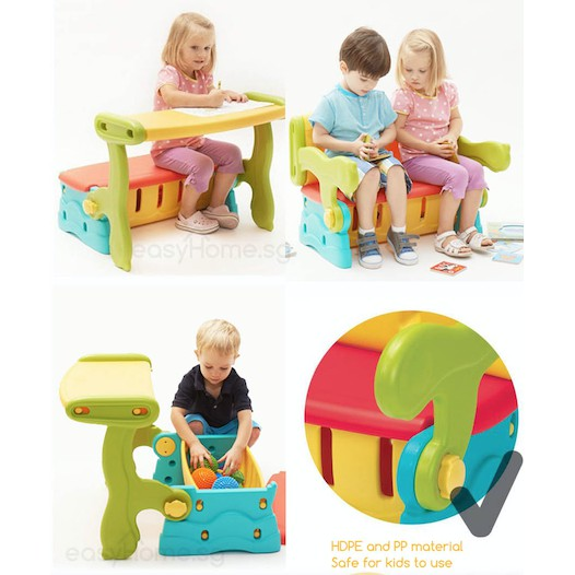 3-in-1 Kid's Chair