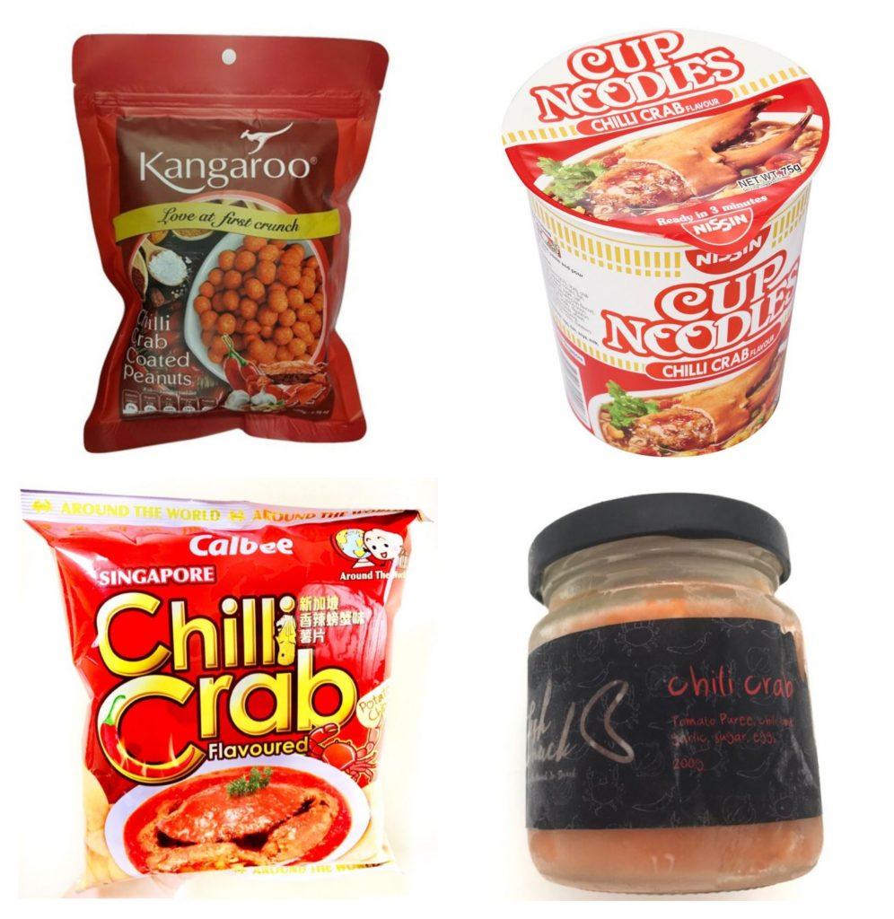 chilli crab singaporean souvenir snack gift guide