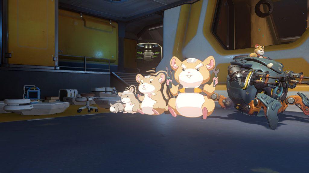 overwatch new hero giant hamster
