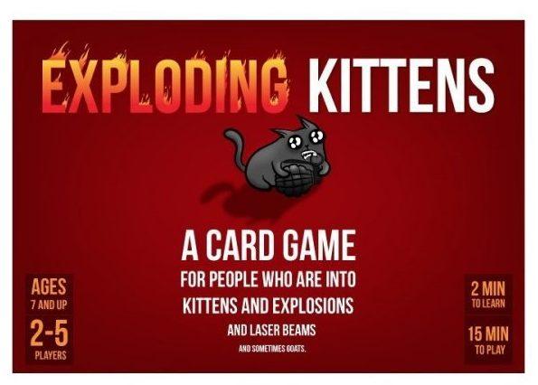 exploding kitten best online couple game