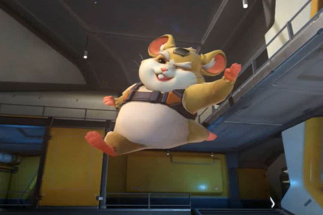overwatch's new hero hammond wrecking ball featured