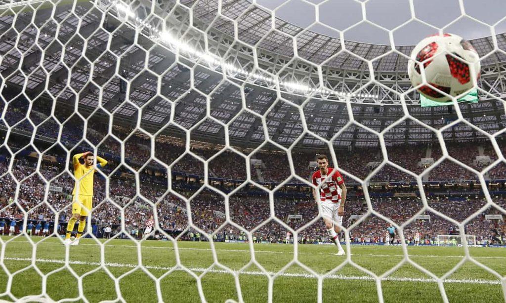 Croatia Second Goal