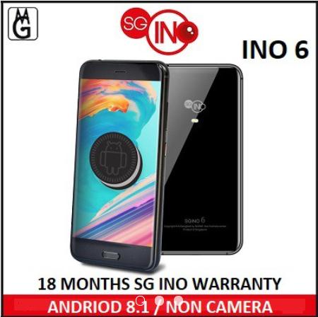 iNo 6 Non-Camera Smartphone