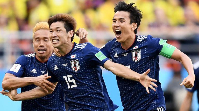 Japan Win