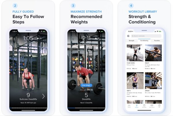 best fitness app keelo