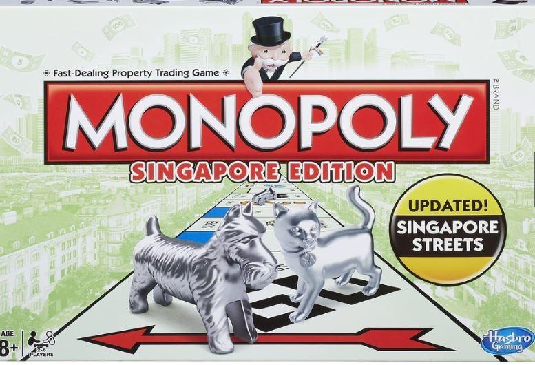 monopoly singaporean souvenir snack gift guide