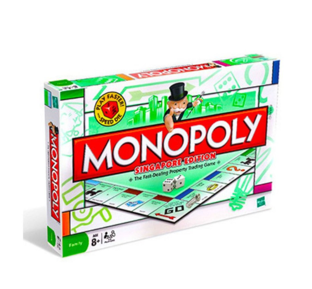 monopoly singapore gifts for overseas friends