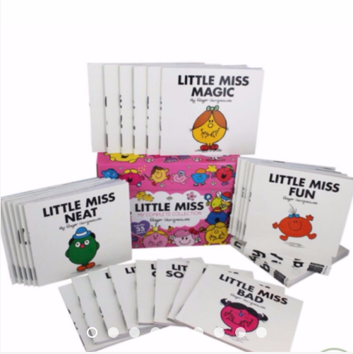 Mr Men Little Miss Kids' books