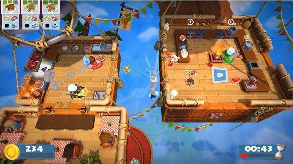overcooked 2 best online couple games