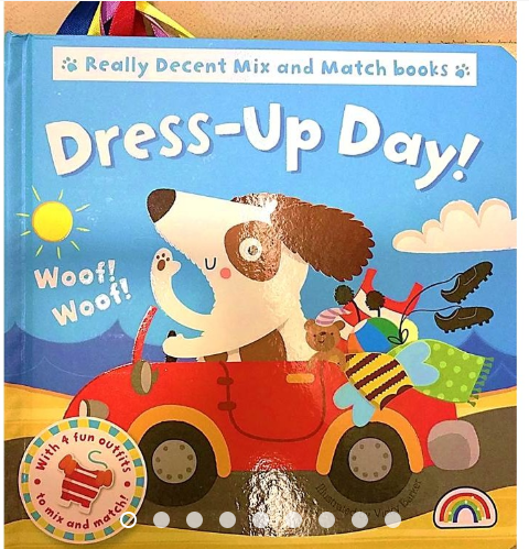 Really Decent Kids Books