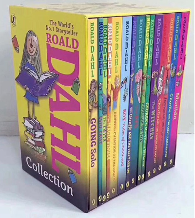 best children's books roald dahl