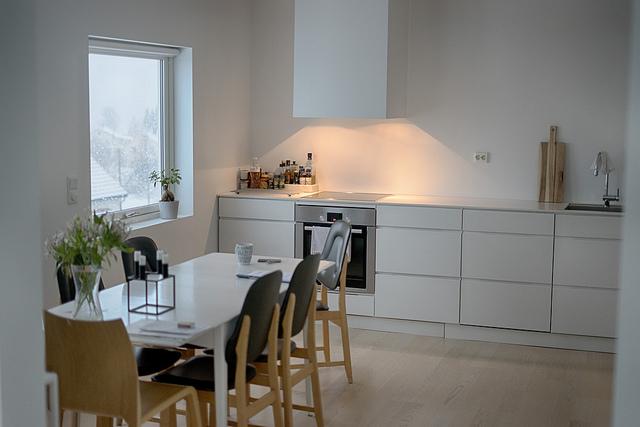 clean spacious airbnb