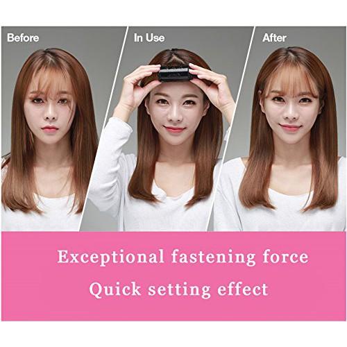 types of korean bangs