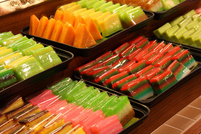 Assorted Kueh Breakfast Singapore