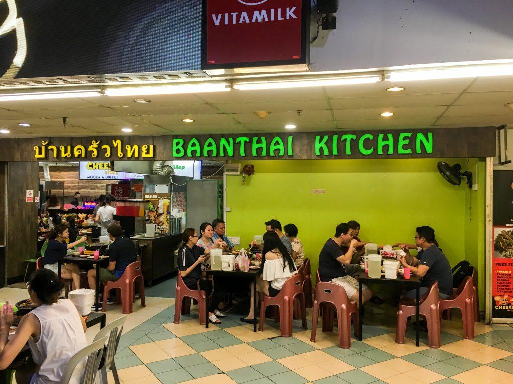 BaanThai Kitchen Golden Mile Complex
