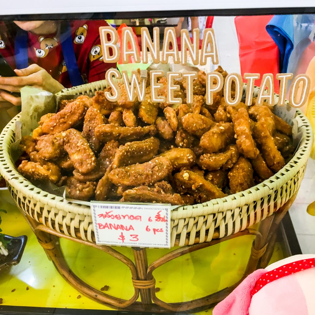 Banana Fritters Golden Mile Complex