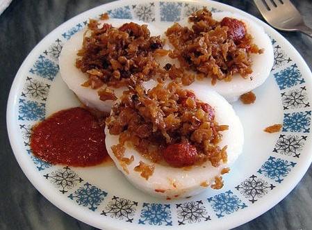 Chwee Kueh Breakfast Singapore