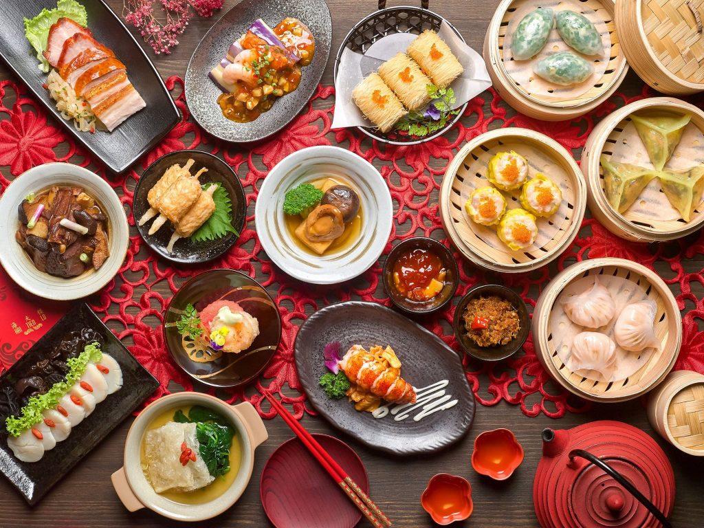 Hai Tien Lo Dim Sum Buffet Singapore