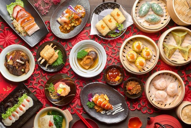Hai Tien Lo Dim Sum Buffet In Singapore