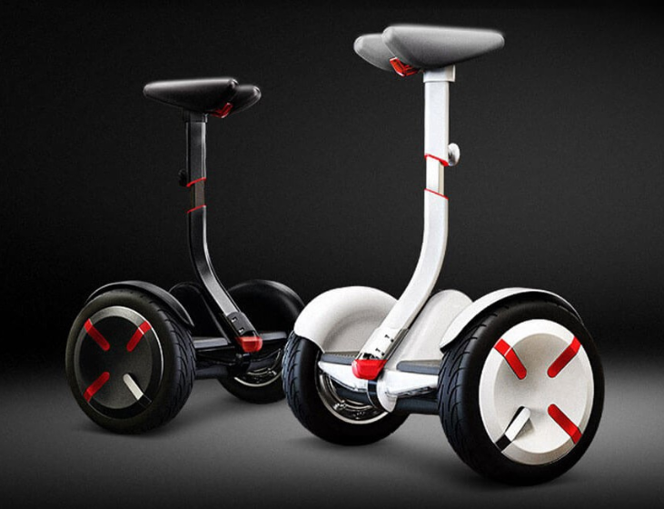 Uber Singapore Hoverboard