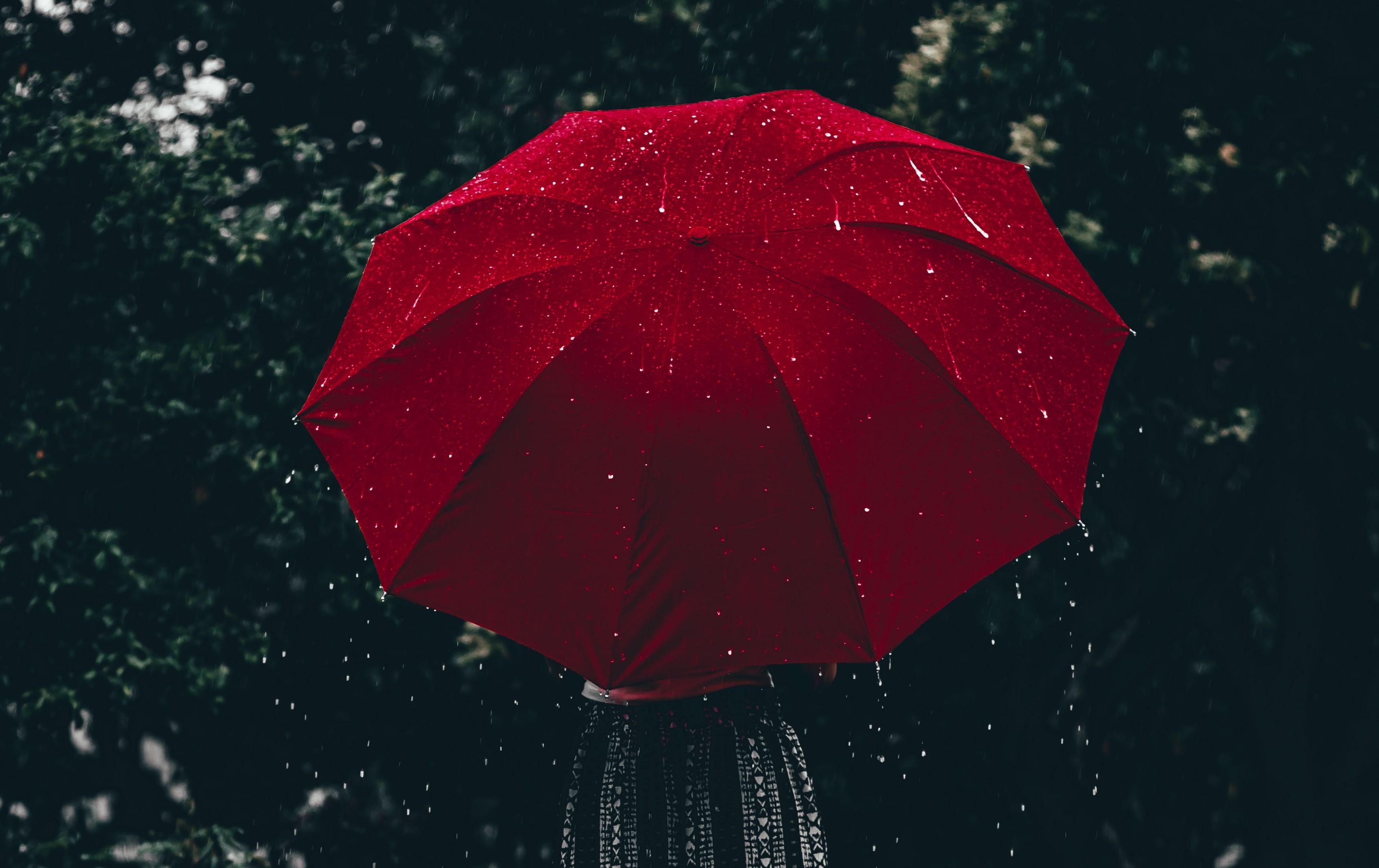 Hungry Ghost Festival Singapore Creepy Umbrella