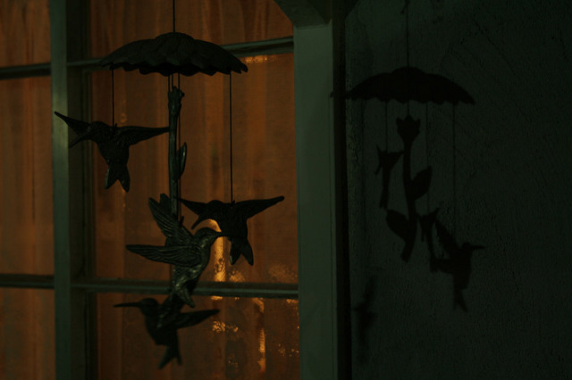 Hungry Ghost Festival Singapore Wind Chimes