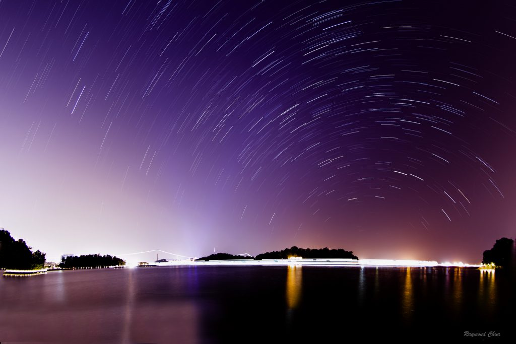 Labrador Park Stargazing in Singapore